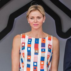 Charlène de Monaco ose une robe très particulière pour le Grand Prix de F1