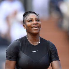 A Roland-Garros, la combinaison moulante de Serena Williams fait beaucoup parler