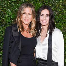 Jennifer Aniston et Courteney Cox, les deux stars de Friends réunies pour un dîner