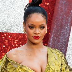Rihanna, plus sexy que jamais sur le tapis rouge de Ocean's 8 (Photos)