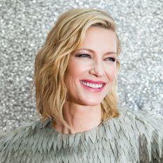 Cate Blanchett, sublime pour son premier tapis rouge avec son fils
