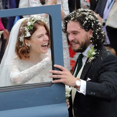 Jon Snow et Ygritte de Game of Thrones se sont dit oui ! (Photos)