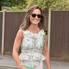 Pippa Middleton dévoile son ventre arrondi dans une petite robe d'été qu'on adore !