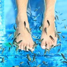 Après une fish pedicure, elle perd ses ongles de pied
