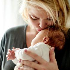 C'est prouvé ! Plus vous câlinez bébé, plus son cerveau vous dit merci !