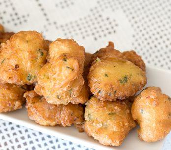 Buñuelos rellenos, una receta para cualquier día del año