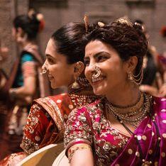 Le film Bajirao Mastani nous emmène dans l'univers magique de Bollywood (vidéo)