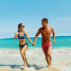 Invidia del fisico perfetto in spiaggia: cosa invidiamo e come smettere