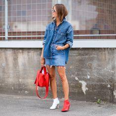 Perfekt für den Übergang: Diese Jeansröcke sind im Herbst 2019 Trend