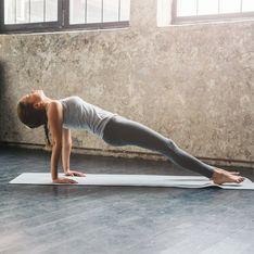 Les meilleures postures de yoga pour des fesses rebondies