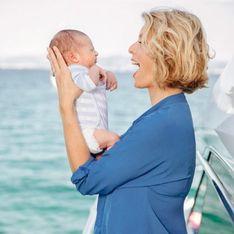 Sylvie Tellier dévoile le visage de son fils Roméo et on craque complètement !