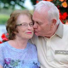 Soixante ans après, il retrouve son premier amour et l'épouse (Photos)