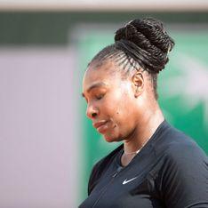 Affligeant ! Serena Williams interdite de porter sa combinaison noire à Roland-Garros