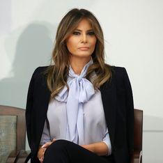 Melania Trump, une nouvelle fois critiquée pour son look