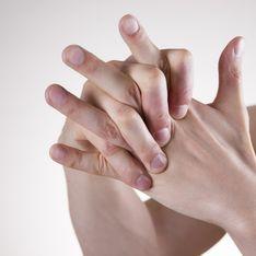 Elle développe une forme rare de cancer après s'être rongé les ongles