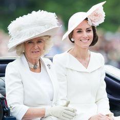 Jolie mais faible, quand Camilla ne voulait pas de Kate Middleton dans la famille