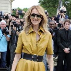 Céline Dion craque pour une frange et elle est sublime !