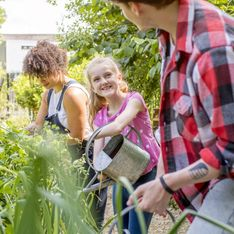 Dans ce collège, le jardinage remplace les heures de colle