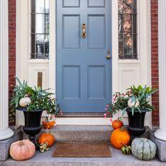 Herbstdeko für draußen: 10 wunderschöne Ideen für den Hauseingang
