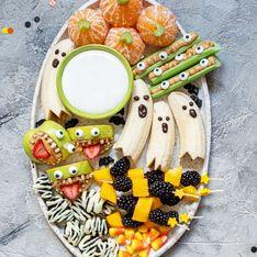 5 gesunde Halloween-Snacks, die Kinder lieben werden