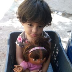 Une fillette immigrée de 2 ans passe devant la justice américaine