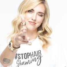 Stop Hair Shaming, l'impegno di Pantene e Chiara Ferragni contro il bullismo