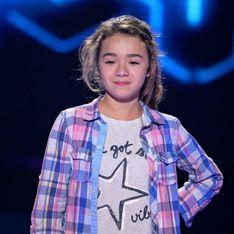 The Voice Kids : Maïssa reprend Amel Bent et émeut la chanteuse aux larmes (Vidéo)