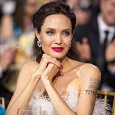 Angelina Jolie, blonde et méconnaissable sur Instagram