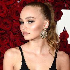 Topless et sophistiquée, Lily-Rose Depp nous captive en couv' de V Magazine