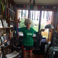 À 85 ans, elle court le marathon de New-York pour la 17ème fois et révèle son incroyable secret !