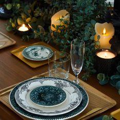 8 idées originales pour ma table de fêtes