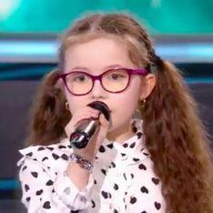 The Voice Kids : Emma remporte son battle avec Tous les cris, les SOS (Vidéo)