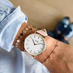 5 montres Cluse à moins de 80€
