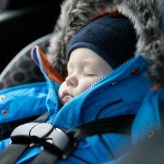 Voilà pourquoi vous ne devez JAMAIS installer votre enfant avec un blouson dans son siège auto
