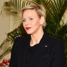 Charlène de Monaco, princesse glamour et généreuse au siège de la Croix-Rouge