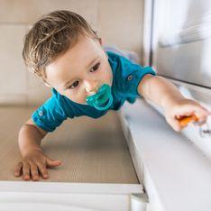 Diese Produkte brauchen ALLE Eltern, um ihre Wohnung kindersicher zu machen