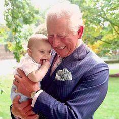 Ces clichés inédits du prince Charles et du prince Louis vont vous faire craquer