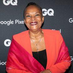 Christiane Taubira, nommée homme politique de la décennie par GQ