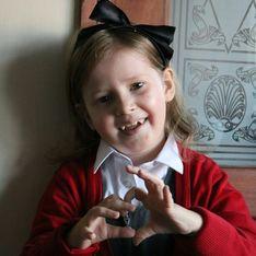 Le témoignage poignant de la maman de Zoé, 7 ans et demi, qui se bat contre un cancer agressif et incurable