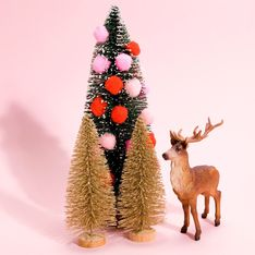 5 ideas originales para decorar tu árbol de Navidad