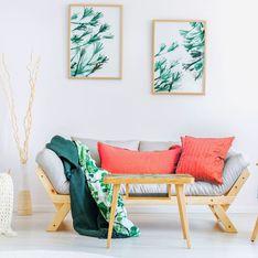 Illumina e rendi più elegante la tua casa con il color corallo!