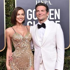 Aux Golden Globes, Bradley Cooper et Irina Shayk attirent tous les regards