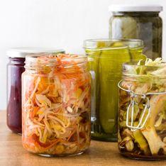Tout savoir sur les bienfaits des aliments fermentés