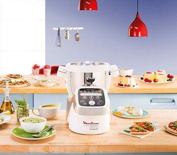 Du KitchenAid au Companion, découvrez de nouveaux accessoires pour votre robot !