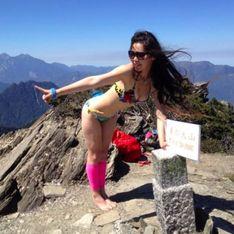 Gigi Wu, la randonneuse en bikini, a trouvé la mort à cause d'un post Instagram