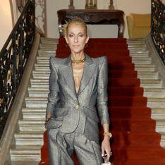Céline Dion ose la robe rose flashy, et elle est canon ! (photos)