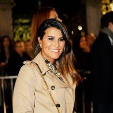 Karine Ferri est fière de ses kilos de bonheur pris pendant la grossesse
