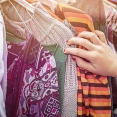 Pensez à la planète, achetez des vêtements seconde main !