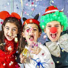 Los mejores disfraces de niños para carnavales