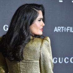 Salma Hayek canon sans maquillage : elle affiche fièrement ses cheveux blancs sur Instagram